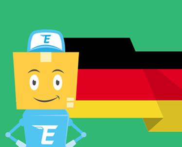 Change of German Shopping Address