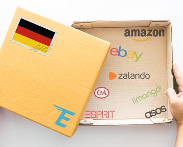 Ψώνισε από την Γερμανία – Παράλαβε τις παραγγελίες σου στην Ελλάδα